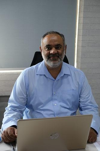 Staff - Amir Ali